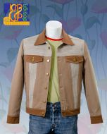 Up & Up sewn Jeans style Jacket 'Gentleman's ride'