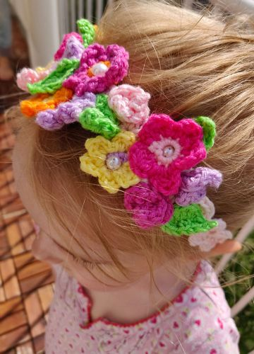 Up & Up Headband for little and grown-up girls: Up & Up Spring!